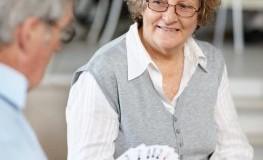 Gehirnjogging - Karten spielen
