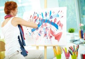 Geldverdienen mit Kunst und Malerei