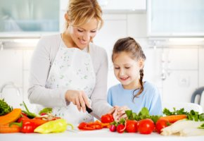 Gemüse und Obst enthalten Phytamine