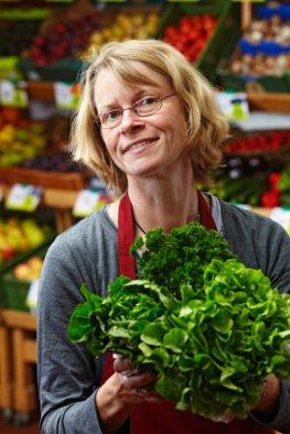 Gemüsehandel - Zu Besuch im Bioladen