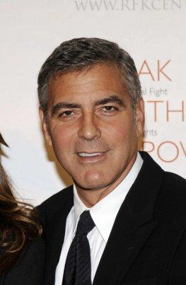 George Clooney hat keinen Facebook Account - er will auch keinen haben