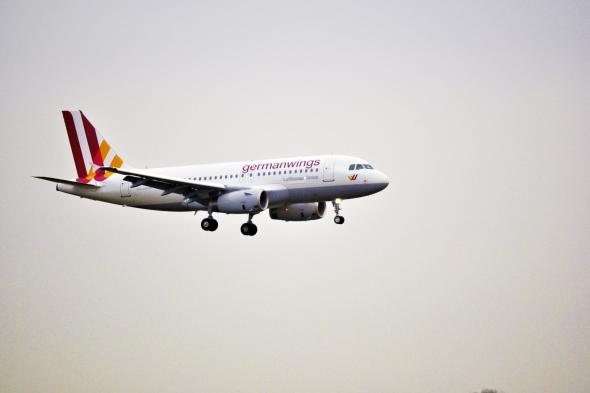 Germanwings 4U9525 Airbus 320 abgestürzt.