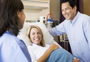 Vorbereitung auf die Geburt: Gespräch mit der Hebamme
