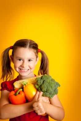 Gemüse und Vollkornprodukte - Gesund essen mit mehr Ballaststoffen