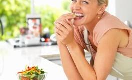 Gesunde Ernährung ab 40