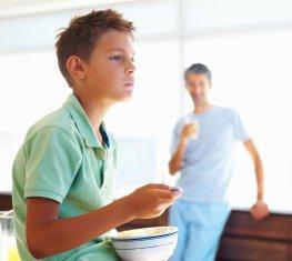 Gesunde Ernährung hält den Körper fit