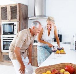 Gesunde Ernährung in den Wechseljahren