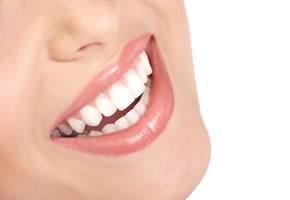 Gesunde Zähne ohne Parodontitis