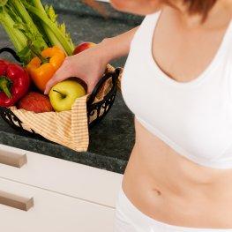 Gesunde Ernährung - für eine schlanke Taille