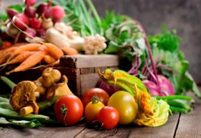 Gemüse und Obst schützen vor Krebs
