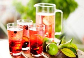 Gesundheitsbowle - aufgesetztes Weingetränk mit Gesundheitsaspekt
