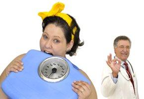 Gewichtsreduktion mit einem Magenballon