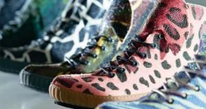 RayFish bietet Schuhe aus Rochenleder an.