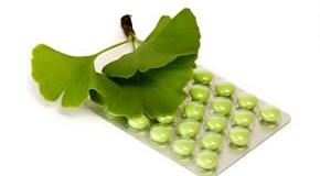 Ginkgo-Blätter und Ginkgo-Präparate (Tabletten)