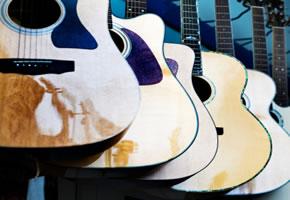 Gitarre für Anfänger - Kauf einer Gitarre, was muß ich beachten