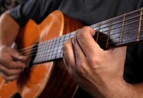 Gitarre spielen und lernen ohne Noten