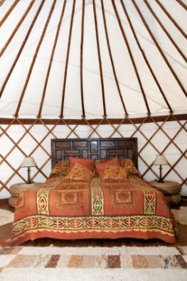 Glamping - Luxus auf dem Campingplatz