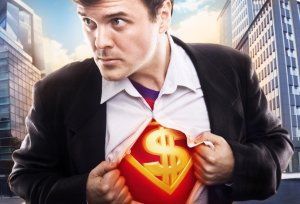 Goldmarkt - Superman - Gold als sichere Anlage