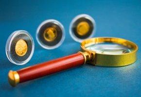 Goldmünzen sind gute Anlagemünzen
