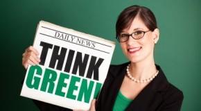 Grün denken - die Hotelbranche denkt um