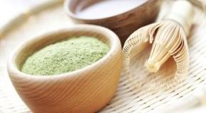 Grüner Tee - mit Matcha einen hochkonzentrierten Shot herstellen