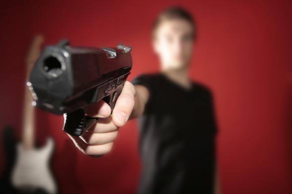 Gun Town - in Kennesaw gilt Waffenpflicht.