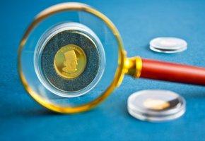 Gute Anlagemöglichkeit - eine Münzsammelung