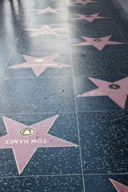Hall of Fame - hier werden Künstler verewigt