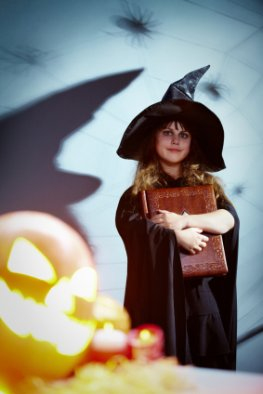 Halloween - die Nacht der Geister und Toten
