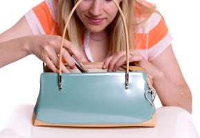 Handtasche - Wer sucht der findet
