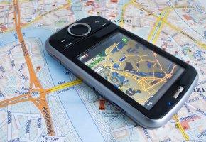 Handyortung mit einem Handy und Sim-Karte