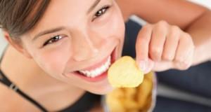 Beim Happy Eating isst man auch zuviel vom falschen.