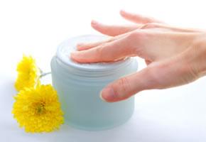 Hautcreme auch für empfindliche Haut