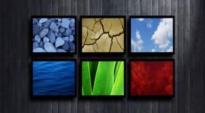 HDTV Flachbildschirme mit HD-Qualität