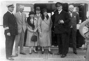 Henry Ford (1930) zu Besuch in Deutschland