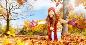 Der Herbst ist eine besondere Jahreszeit.