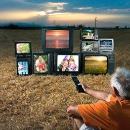 High-Definition-TV: Fernseher von gestern und heute