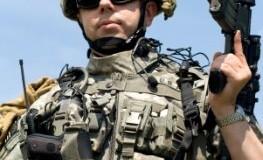 High-Tech-Soldat: Nanochips kontrollieren die Gesundheit der Soldaten