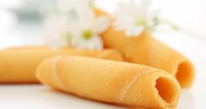 Hippengebäck wir jetzt wieder häufiger zum dekorieren von Torten und Desserts genutzt.