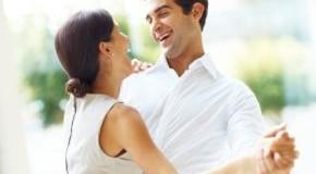 Hobbys teilen: Tanzen mit der Partnerin