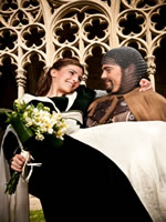 Hochzeit als politisches Kalkül im Mittelalter