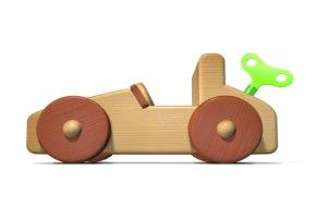 Green Power - Holzspielzeug - Ökologisches Spielzeug