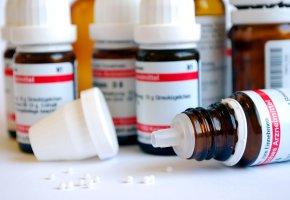 Homöopathie: Globuli Kügelchen