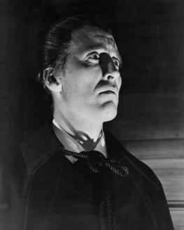 Horror-Klassiker: Christopher Lee als Graf Dracula - Hammer-Filmproduktion