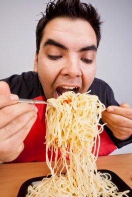 Hungergefühle - die Leber steuert auch die Gewichtszunahme beim Menschen