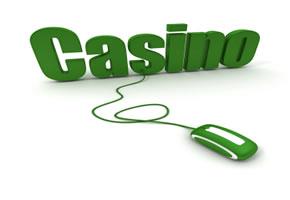 Im Online Casino gibt es Glücksspiele