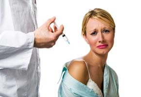 Bevor man in den Urlaub fährt sollte man sich Impfen lassen