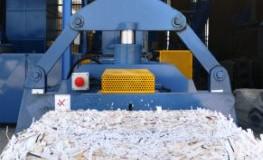 Überalle Druckfarben - Industrielles Recycling von Papier