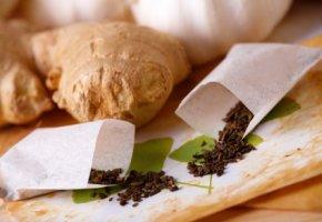 Ingwer Tee hilft bei der Diät