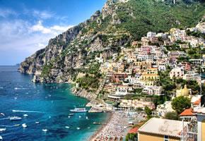 Die Insel Amalfi